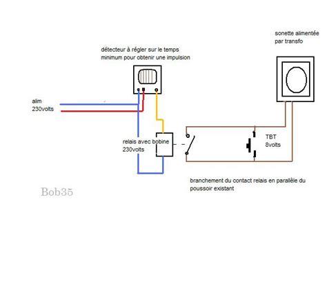 comment faire pour brancher un d 233 tecteur de mouvement sur une