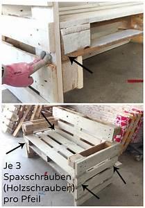 Möbel Aus Paletten Selber Bauen : mit paletten bauen mu39 hitoiro ~ Articles-book.com Haus und Dekorationen