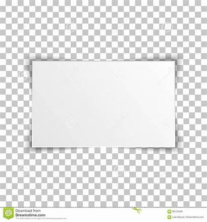 Template Rectangle Blank Transparent Album Object