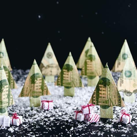 christmas money tree folding tutorial  simple steps