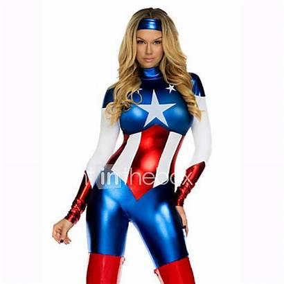 Costumes Hero Super Costume Halloween Cosplay Captain