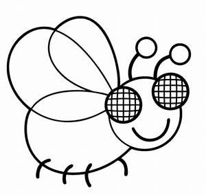 Kleine Fliegen In Blumen : kostenlose malvorlage tiere fliege zum ausmalen ~ Lizthompson.info Haus und Dekorationen