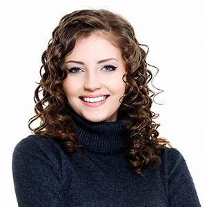 How a perm works and how perming can lighten the haircolor  Curly