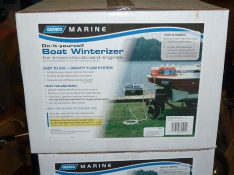 Ebay Boats Rochester Ny by Find Camco 65501 Do It Yourself Boat Winterizer Nib