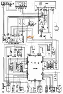 Index 114 - Automotive Circuit - Circuit Diagram