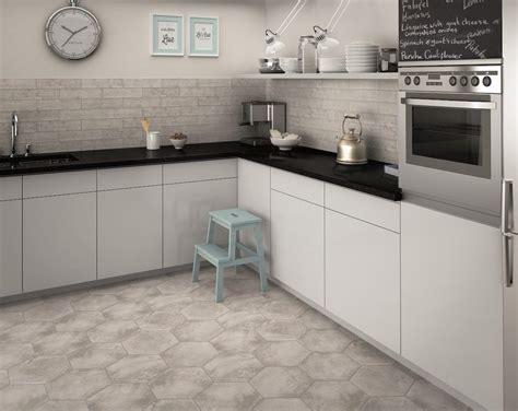 memphis grey hexagon wall  floor tile tiles  tile