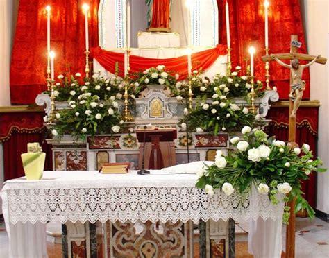 Addobbi Con Candele by Addobbi In Chiesa Regalare Fiori Addobbi Chiesa