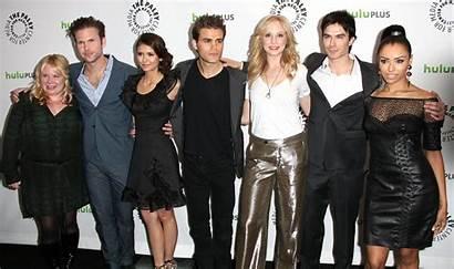 Vampire Diaries Cast Serie