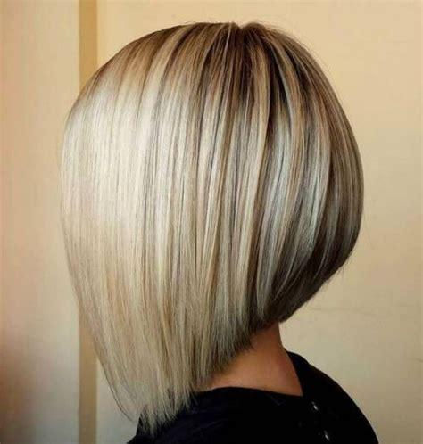 coiffure carre plongeant moderne