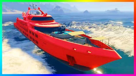 gta  dlc  spending spree buying  yachts