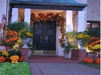 fine halloween home design ideas Cool Halloween Outdoor Fall Decorating Ideas With Various ...