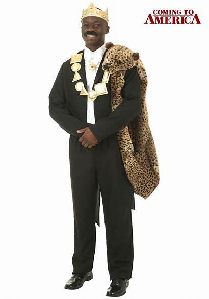Coming America Costume Costumes Akeem Mens Plus