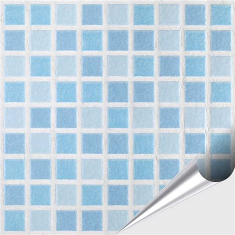 Fliesenaufkleber Mosaik Bad by Fliesenaufkleber
