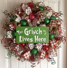 1000 ideas about Christmas Mesh Wreaths on Pinterest