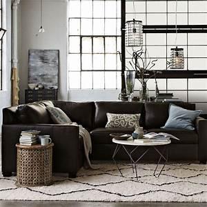 west elm living room gray sectional sofa home sweet With gray sectional sofa west elm