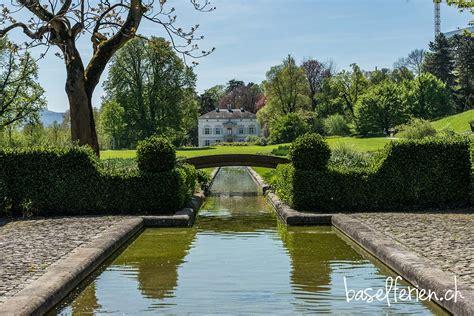Botanischer Garten Basel Parken by Merian G 228 Rten Br 252 Glingen Park Im Gr 252 Nen Ausflugsziel