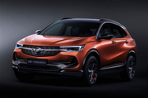 2020 buick encore shanghai buick uncovers two new encore suvs for china a small one