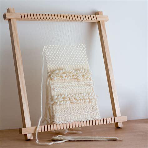 weaving   frame loom    common problem