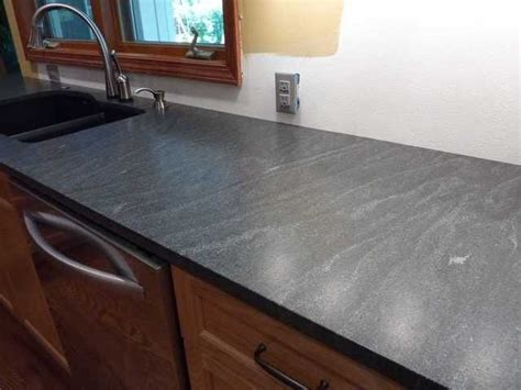 honed jet mist granite home kitchen