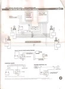 Autoloc Ca4000 Install Help  Alarm