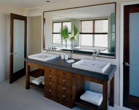 Badezimmer Unterschrank Mit Aufsatzwaschbecken by Doppelwaschtisch Mit Unterschrank Aktuelle Beispiele