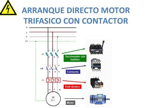 como conectar contactor con rele ingenier 237 a el 233 ctrica