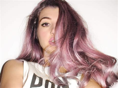Pink Eyes Pink Hair Pink Everything Venetia Kamara