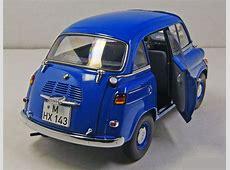 118 Dealer Version BMW600 BMW ISETTA 600 Die Cast Model