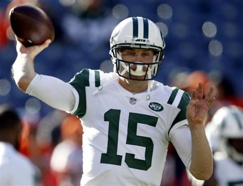handicapping  plan  quarterback options   jets