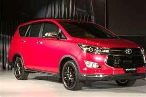 Toyota Venturer Photo by Berikut Daftar Harga Innova Venturer