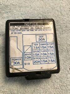 For 91 Celica Fuse Box : 1990 1993 toyota celica interior fuse box fuse panel cover ~ A.2002-acura-tl-radio.info Haus und Dekorationen