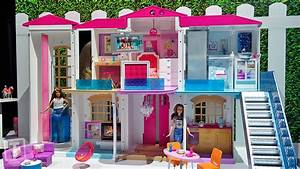 Cue the doll dance party: Hello Barbie's Dream House is ...