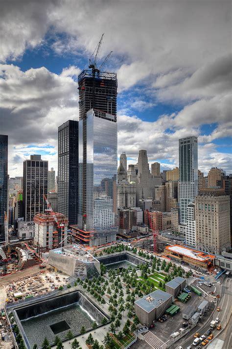 national september  memorial handel architects