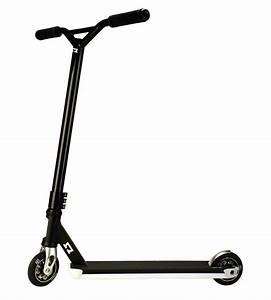 Epsilon Complete Black Scooter