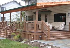 Mobile Home Covered Porch Designs