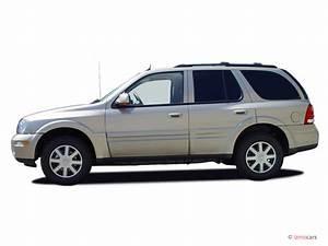 2004 Buick Rainier 4 Door CXL Plus AWD Side Exterior View