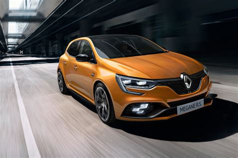 New 2018 Renault Megane Rs Price, Performance, Specs And