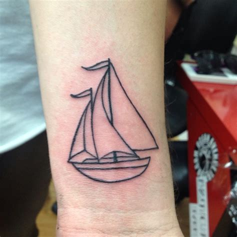 Sailboat Tattoo Meaning sailboat tattoos designs ideas and meaning tattoos for you