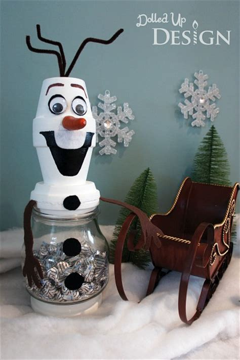 awesome diy frozen christmas decorations