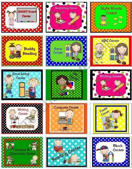 25 best ideas about kindergarten center signs on 443 | 06c95ba133a2cc85fa7e4e7f90b6ab41 kindergarten centers learning centers