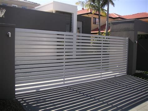 front gate ideas front fence htm homescapes