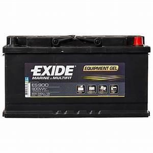 Batterie Exide Gel : type 913 oem replacement exide g80 marine and multifit gel leisure battery 80ah ebay ~ Medecine-chirurgie-esthetiques.com Avis de Voitures
