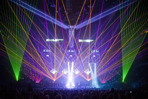 Rock City Enchanted Lights by A Special Trans Siberian Orchestra Show On The Christmas