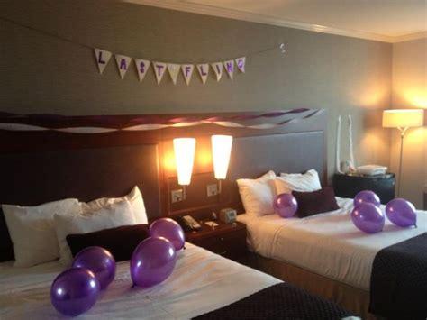 Bachelorette Party Hotel Decorations  Bachelorette Party