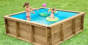 Petite Piscine Hors Sol Bois : piscine enfant tubulaire piscine a tube idea mc ~ Premium-room.com Idées de Décoration