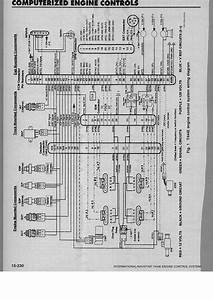 2000 International 4700 T444e Wiring Diagram