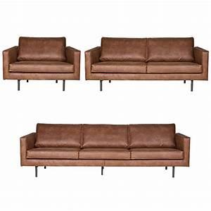 Sofa Leder Cognac : sessel 2 5 sitzer 3 sitzer rodeo echtleder leder lounge couch ledersofa cognac ebay ~ Eleganceandgraceweddings.com Haus und Dekorationen