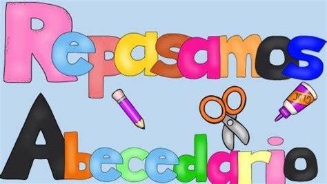 cuadernillo de repaso  trabajar el abecedario