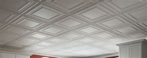 Tin Ceiling Tiles 12x12 by Tin Ceiling Tiles From Armstrong Metallaire