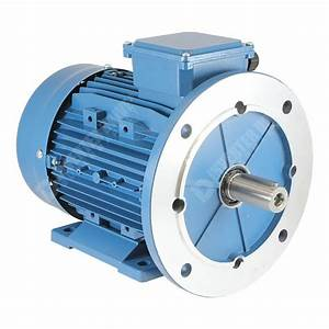 Universal Ie2 3kw Three Phase Motor 230v  400v 4p 100l B35